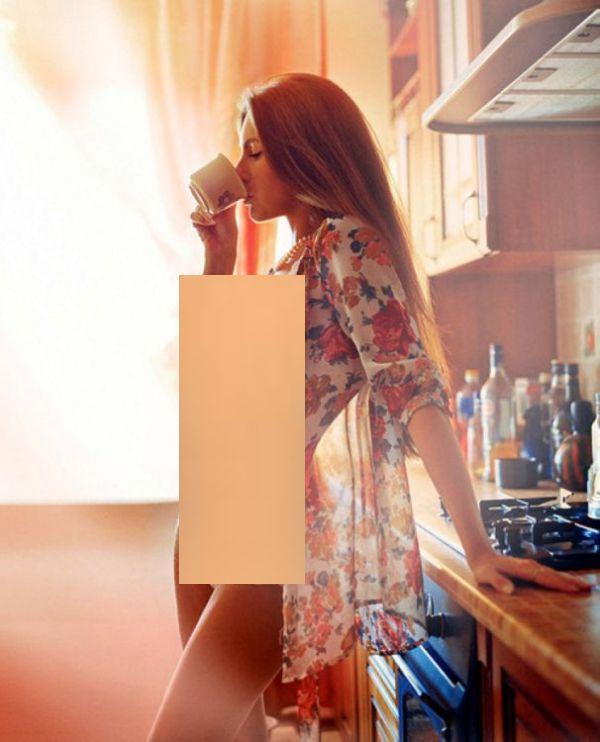 bea cafeaua la bucatarie0