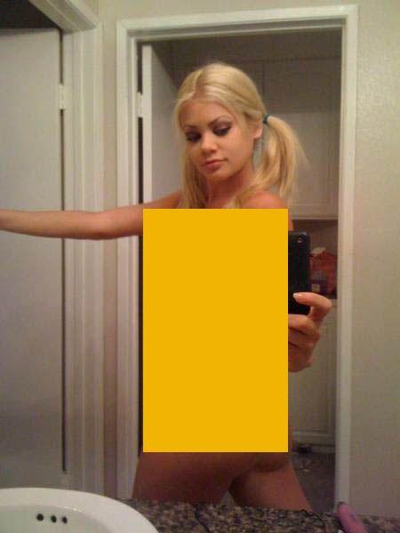 blonda iubit0