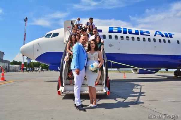 Casatorie avion 1