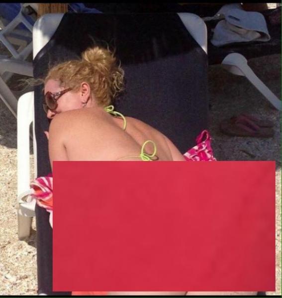 oana lis la plaja0
