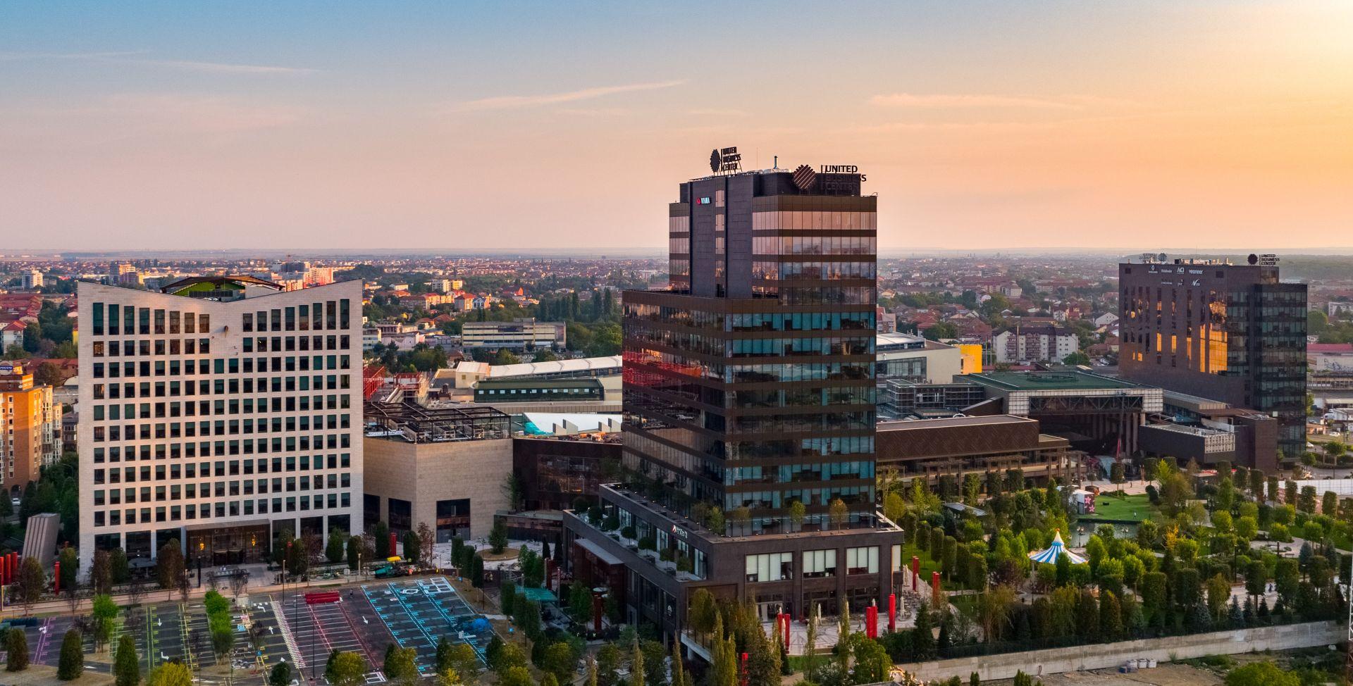 Iulius Town Timisoara