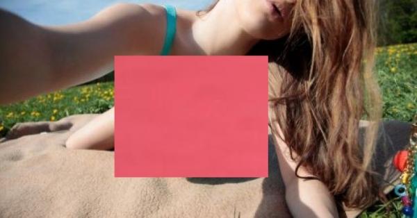 selfie in nisip0