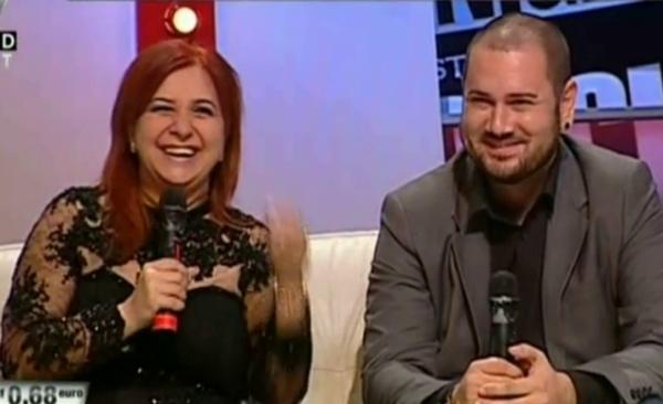 Carmen Serban si Giani Tocila.