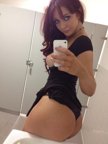 selfie_la_baiee