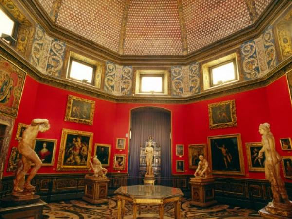 Galeriile Uffizi din Floren?a