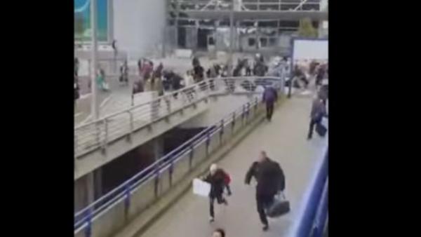 aeroport belgia